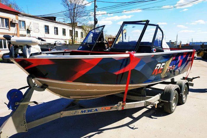 Realcraft 510 Fish готов к PAL 2020!